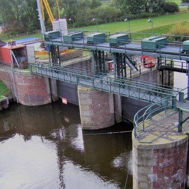 Bauwerksüberwachung und -prüfung der Schleuse Ritterhude (Projekt: 4960)