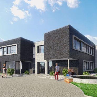 IDN-Neubau in Oyten