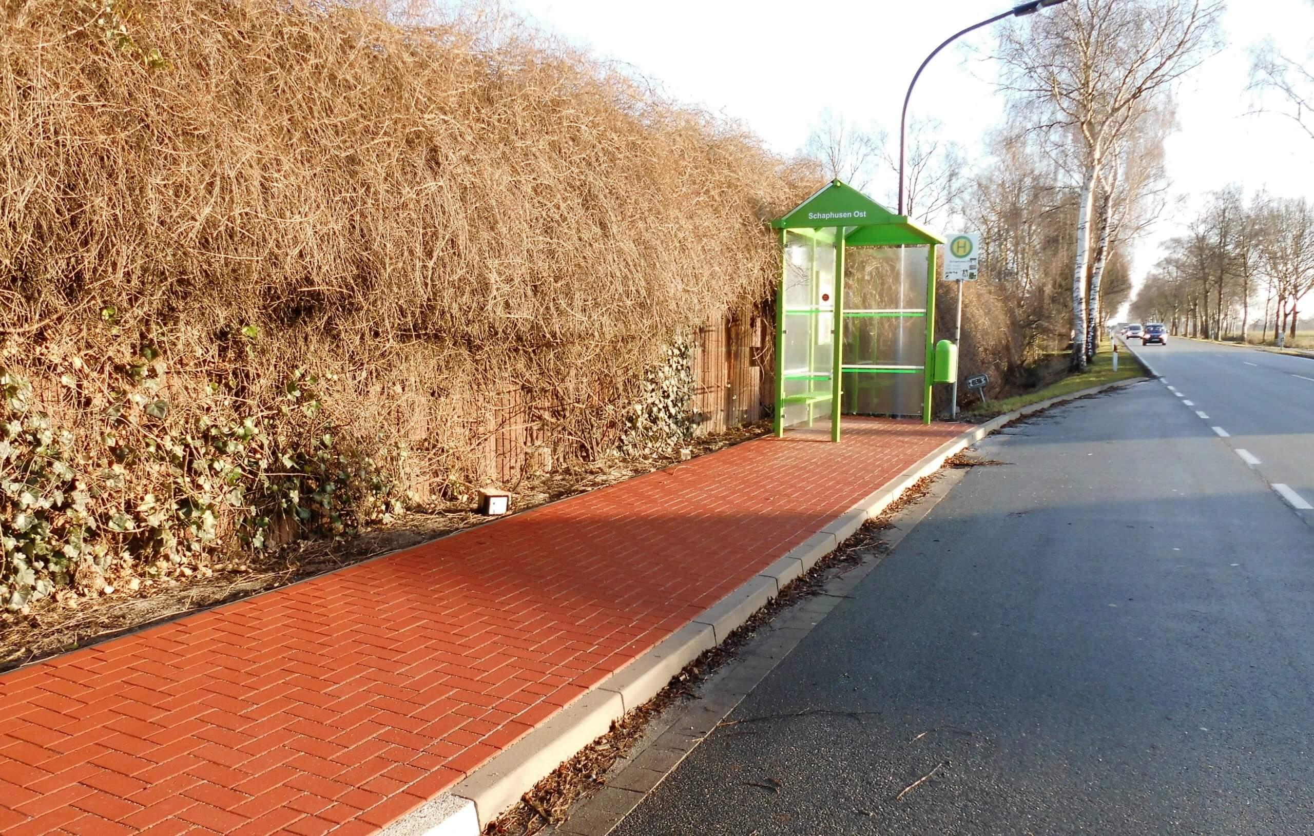 Umgestaltung ÖPVN-Haltestellen, Linie 730/745, in Oyten (Projekt: 5048)