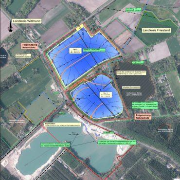 Erweiterung der Abbaufläche am Standort Bohlenbergerfeld IDN-Projekt 5159