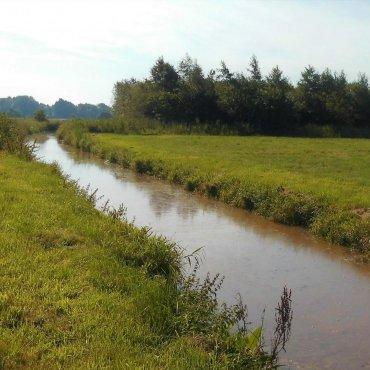 Windpark Hammelwarder Moor - Planung Kabeltrasse/ Verrohrung, Gewässerverlegung (Projekt: 5367)