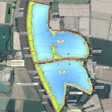 7 Erweiterung des Bodenabbaus zwischen Landesbergen und Leese IDN-Projekt 5250