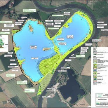 Neuaufnahme des Bodenabbaus bei Bücken IDN-Projekt 5336