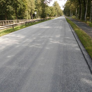 Erneuerung der Kreisstraße 102 zwischen Gnarrenburg und Bremervörde IDN-Projekt 5350