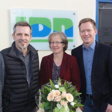 IDN Jubiläum Solveig Schnaudt