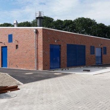 Errichtung BHKW in Wilhelmshaven